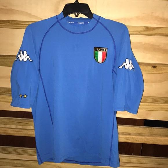 fa08811b3 kappa Other - Vintage Kappa Italy Jersey